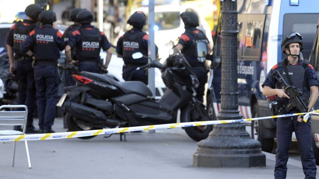 Spain attacks - Friday updates - BBC News