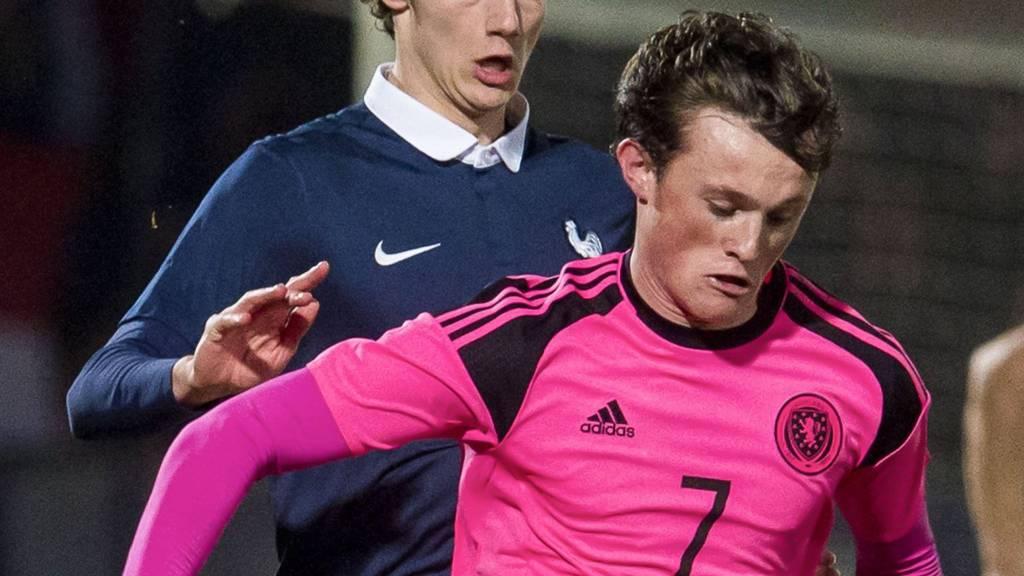 Scotland Under-21 midfielder Liam Henderson