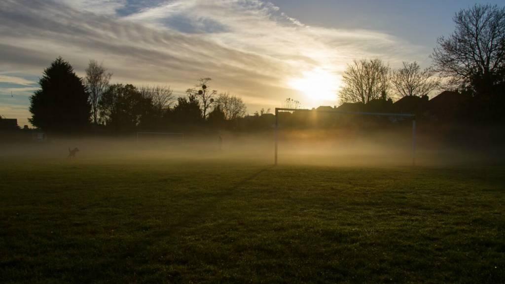 Ipswich sunrise