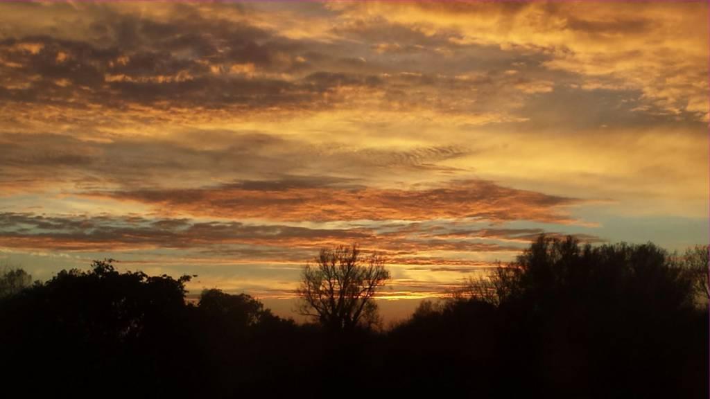 Fakenham sunset