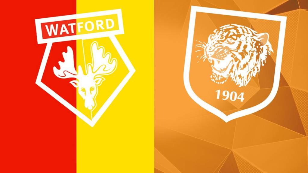 Watford v Hull City