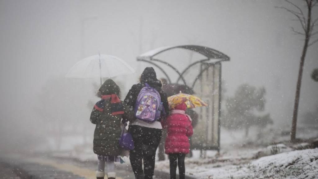 Ankara kar