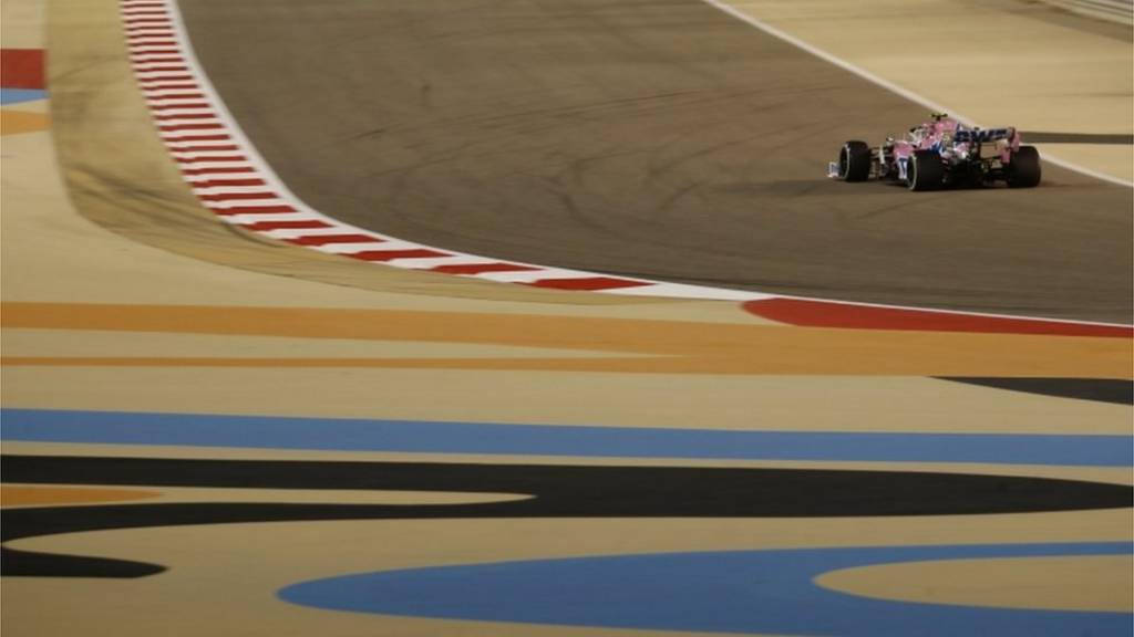 F1 Live How Friday S Practice Sessions Unfolded At Sakhir Grand Prix Live Bbc Sport