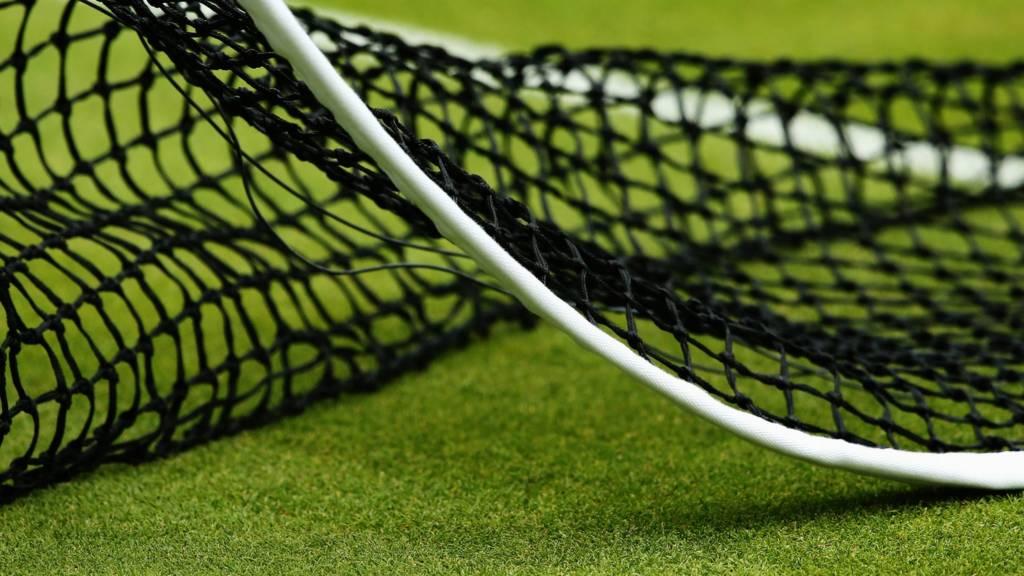 Wimbledon net
