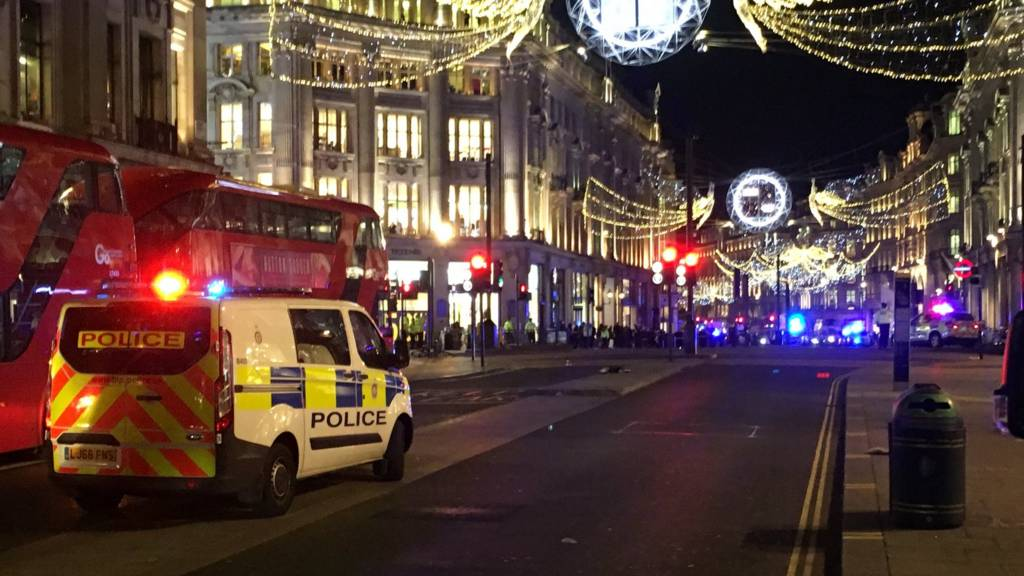 Oxford Circus: British Transport Police respond to incident at Tube station