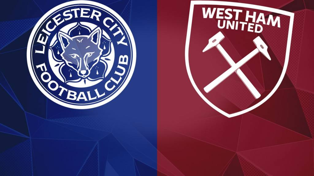 Premier league leicester city 1 0 west ham united live bbc sport - Bbc football league 1 table ...
