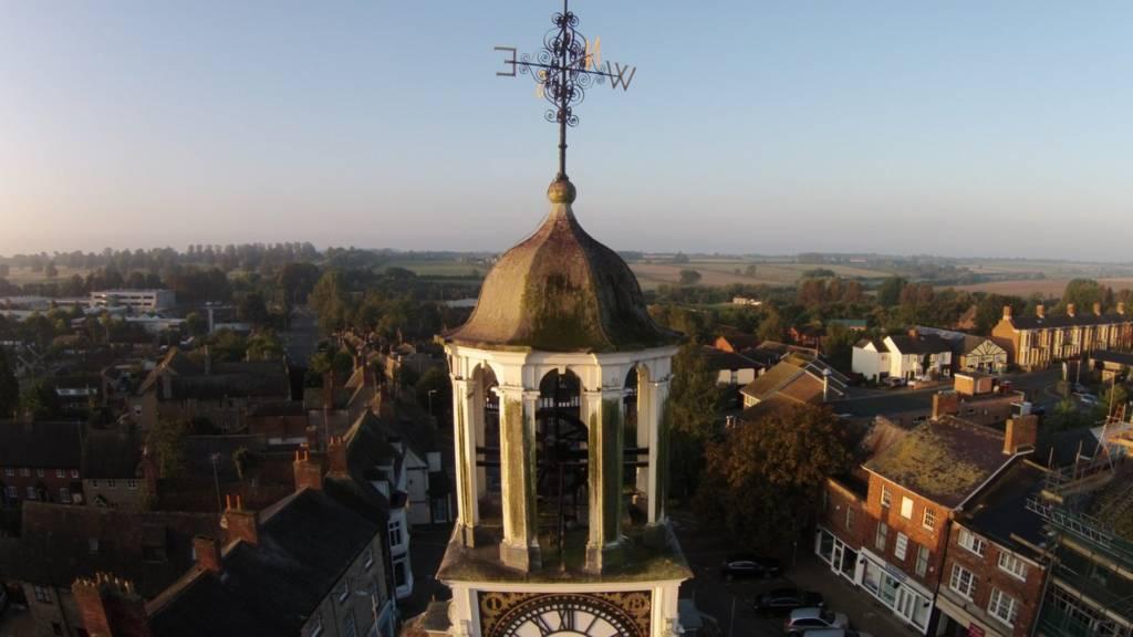 Brackley Clock Tower