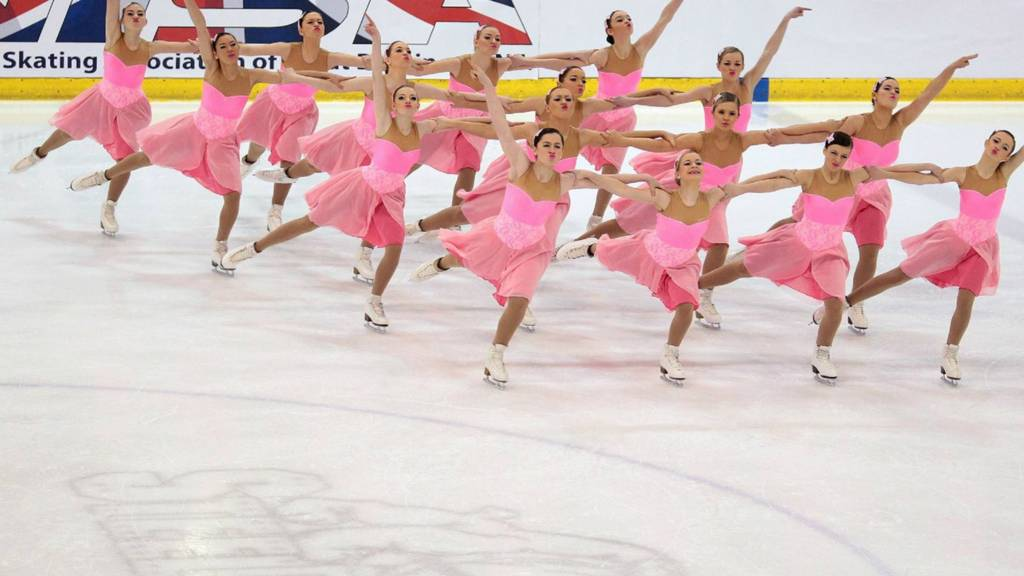 Synchronised figure skating