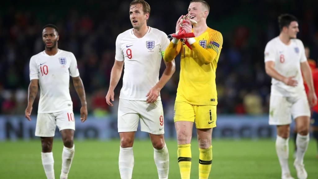 england vs spain