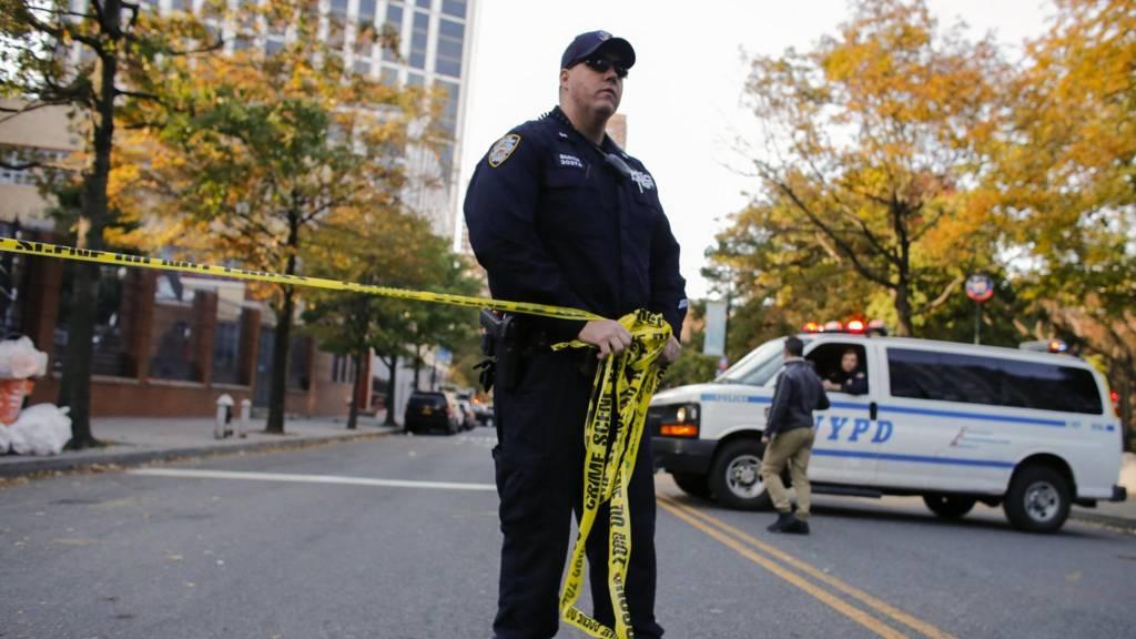 NY policeman
