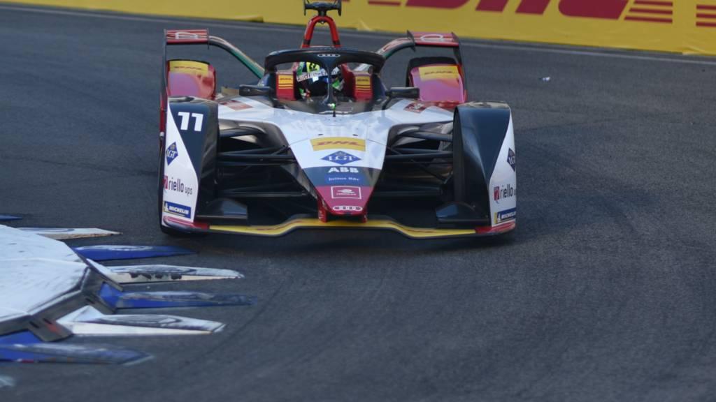 Lucas di Grassi of Audi Sport
