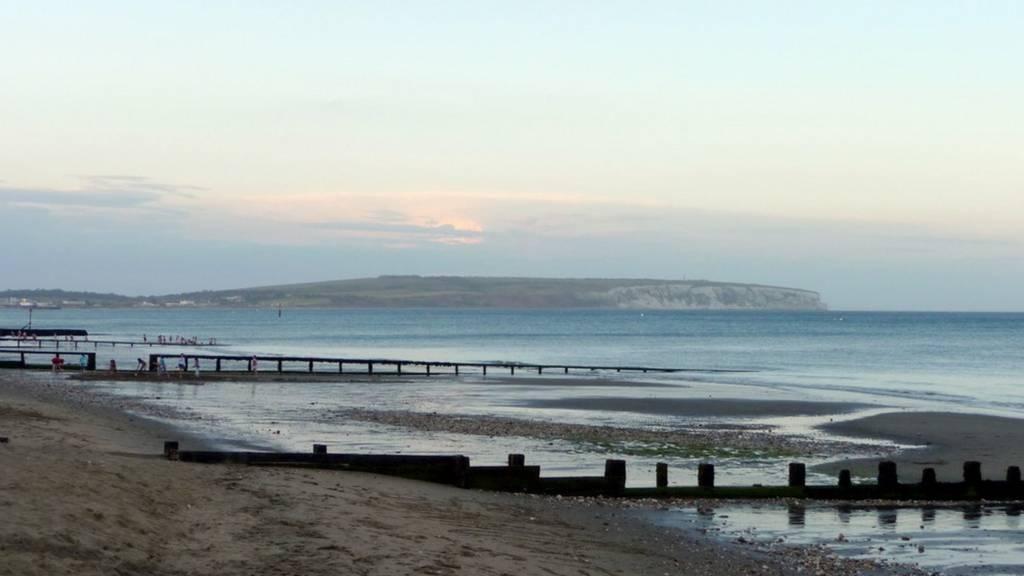 Shanklin Beach, Isle of Wight