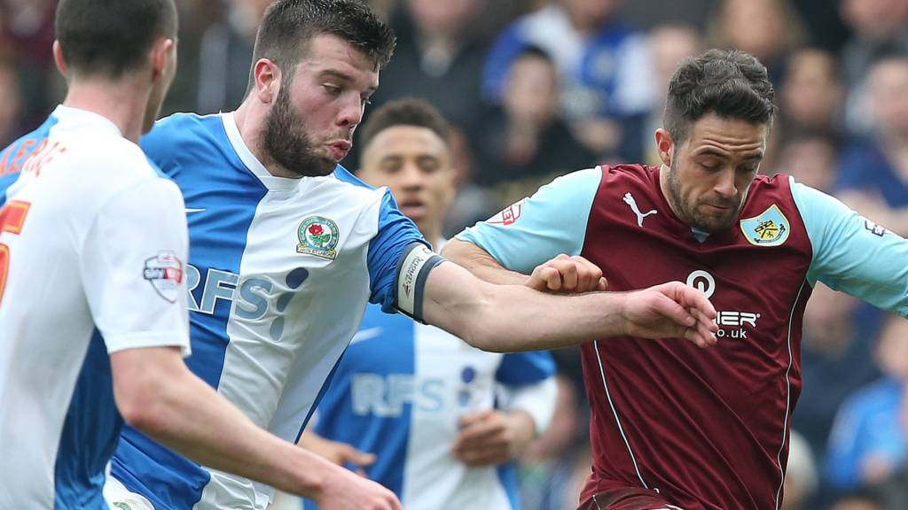 Blackburn v Burnley