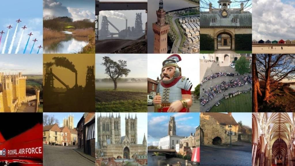 Lincs collage