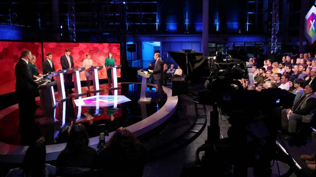 BBC seven-way debate