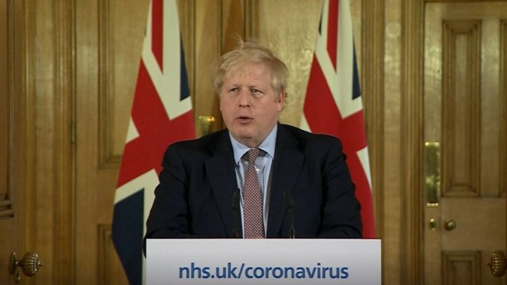 PM Johnson says further decisions on United Kingdom schools to be taken