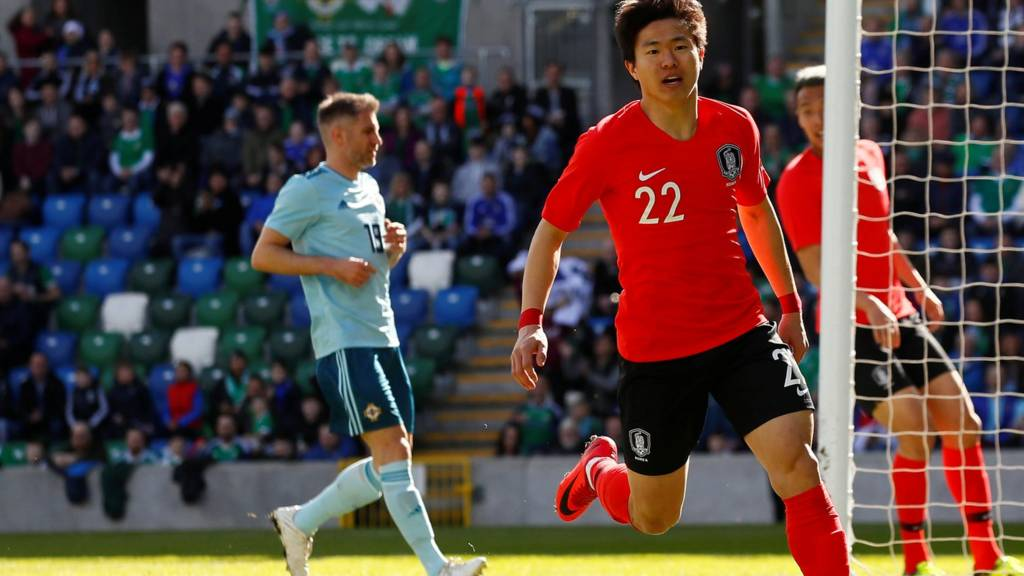 Supersub Smyth stars as Northern Ireland stun South Korea