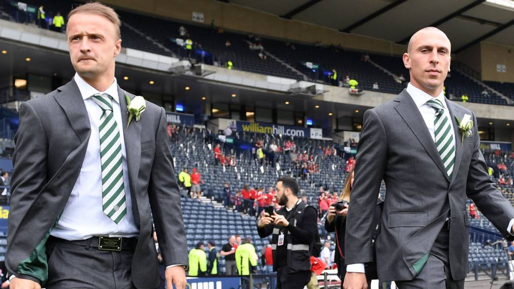 Scottish Cup Gordon confident Celtic will not fall at final hurdle