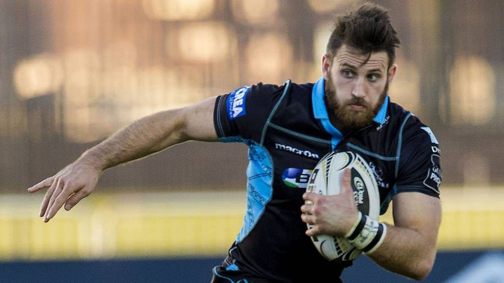 Glasgow Warriors wing Tommy Seymour