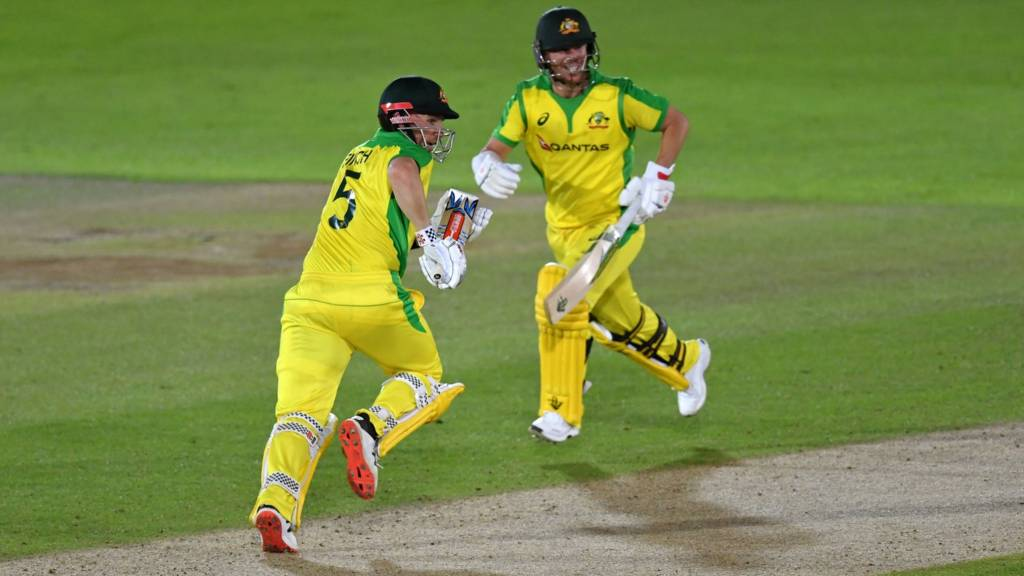 Warner and Finch got Australia off to a flier