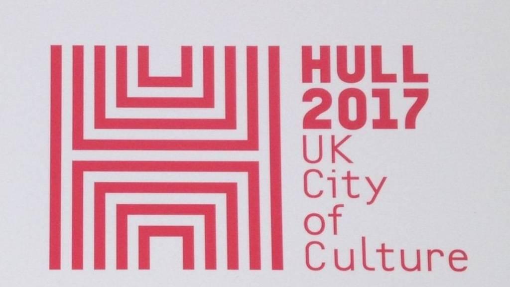 Hull City of Culture logo