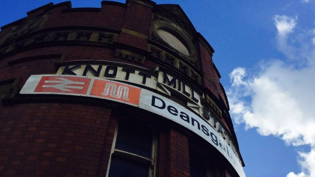 Deansgate station