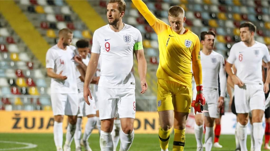 d2211f092bf445 Croatia v England live in Uefa Nations League - Live - BBC Sport