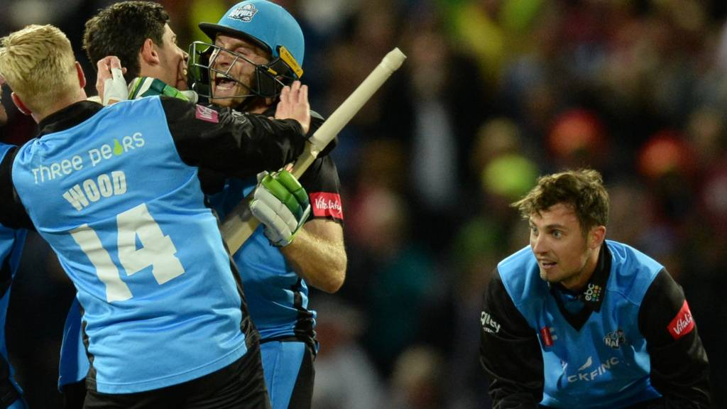 Worcestershire win