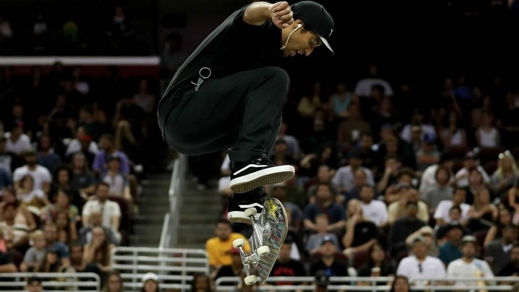 Watch: Street League Skateboarding - Super Crown finals
