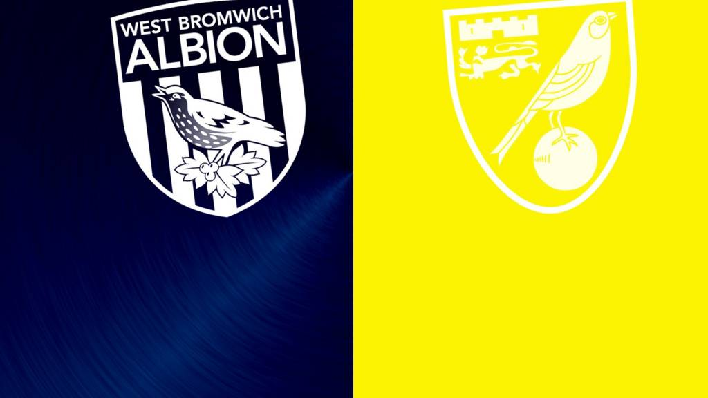 West Brom v Norwich
