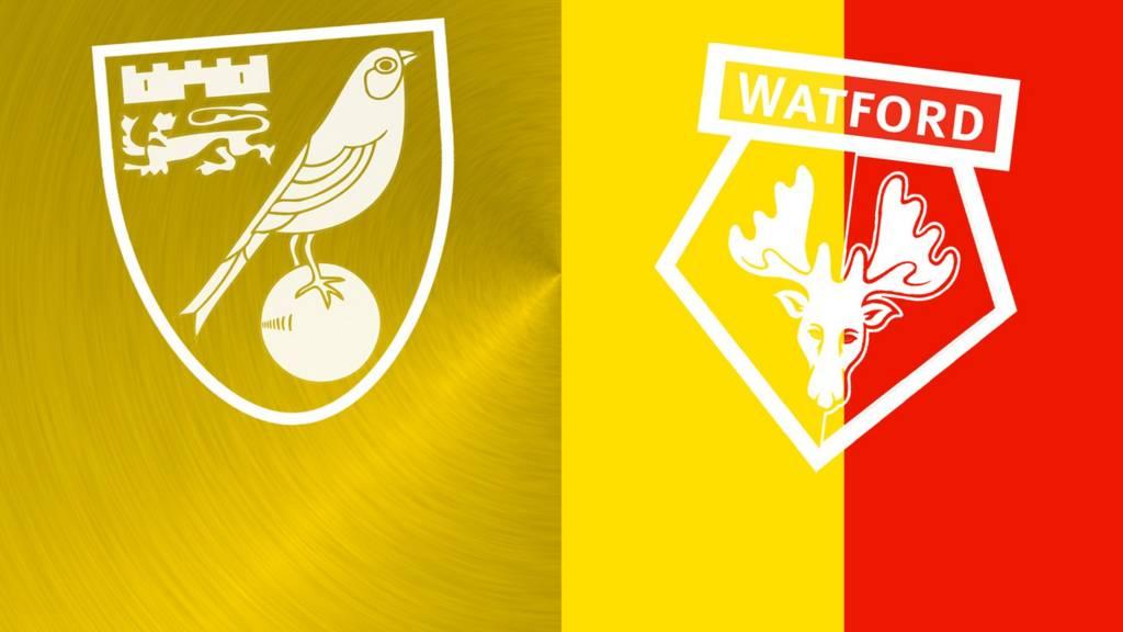 Norwich v Watford
