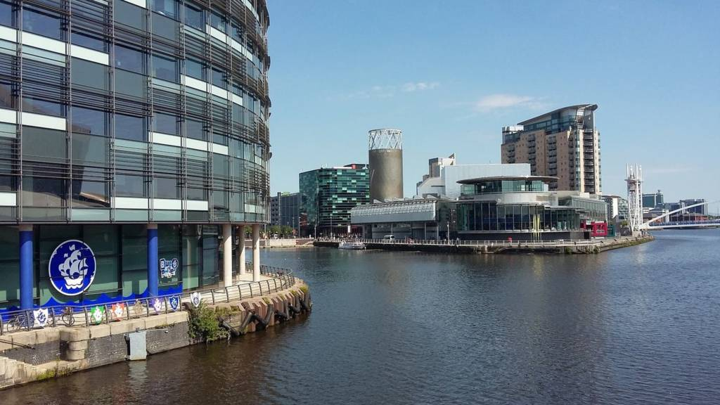 BBC and The Lowry