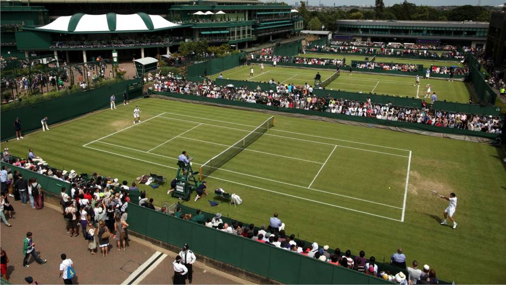 Wimbledon - Court 17