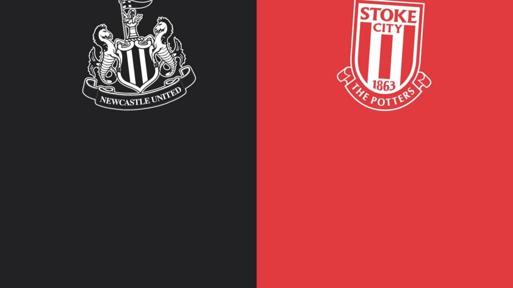 Newcastle United v Stoke City