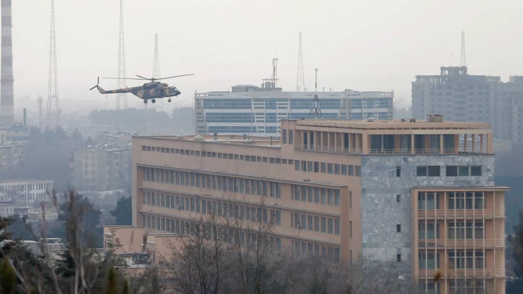 بیمارستان کابل