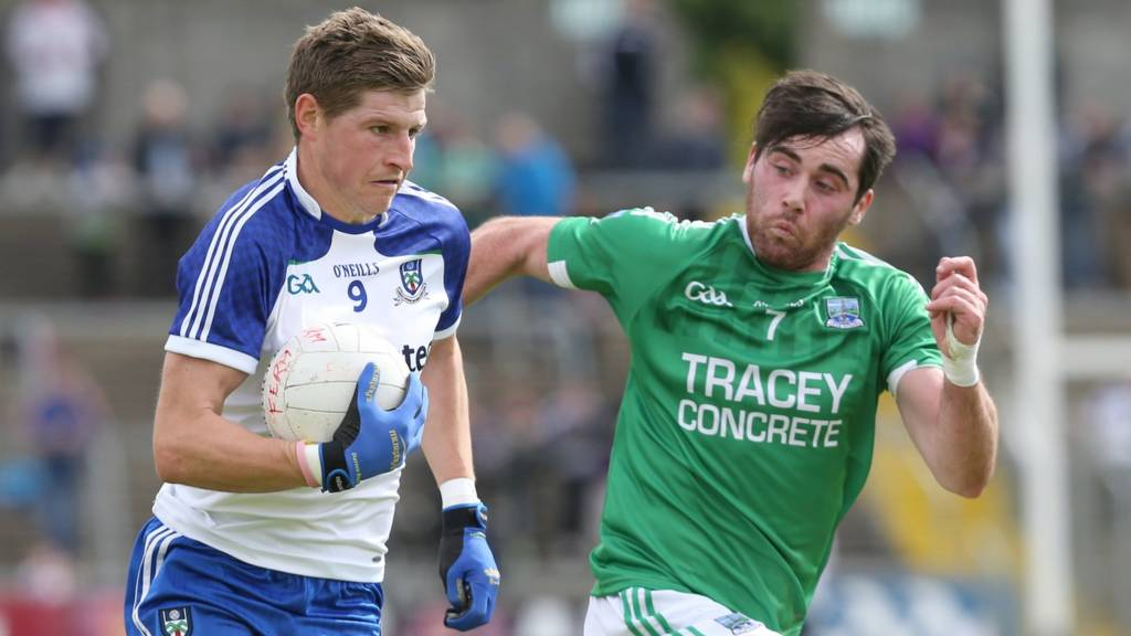 Darren Hughes and Barry Mulrone will both be in action at Healy Park