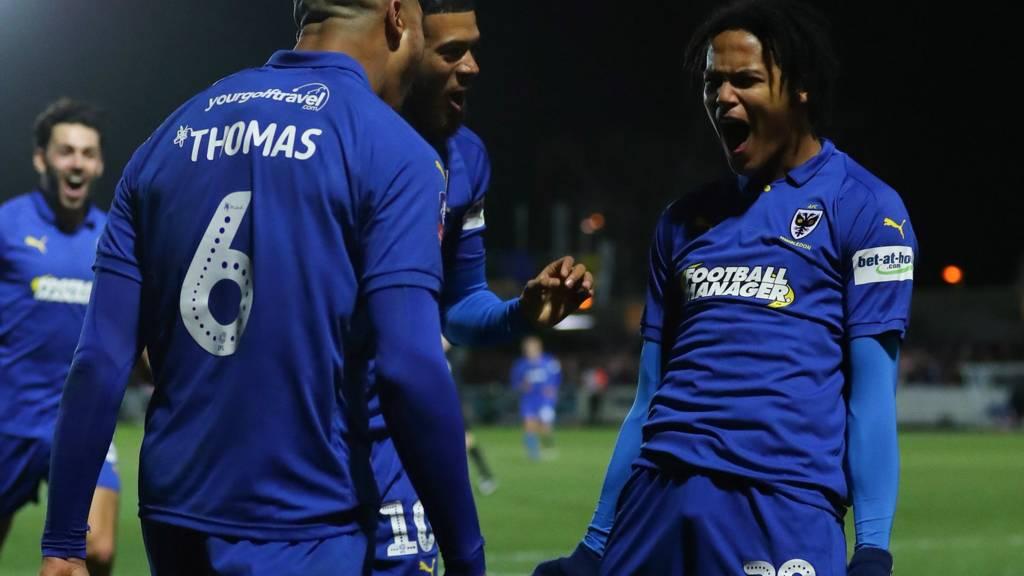FA Cup live  Fourth-round video clips a5ecf8a018cca
