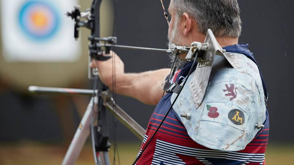 A GB archer