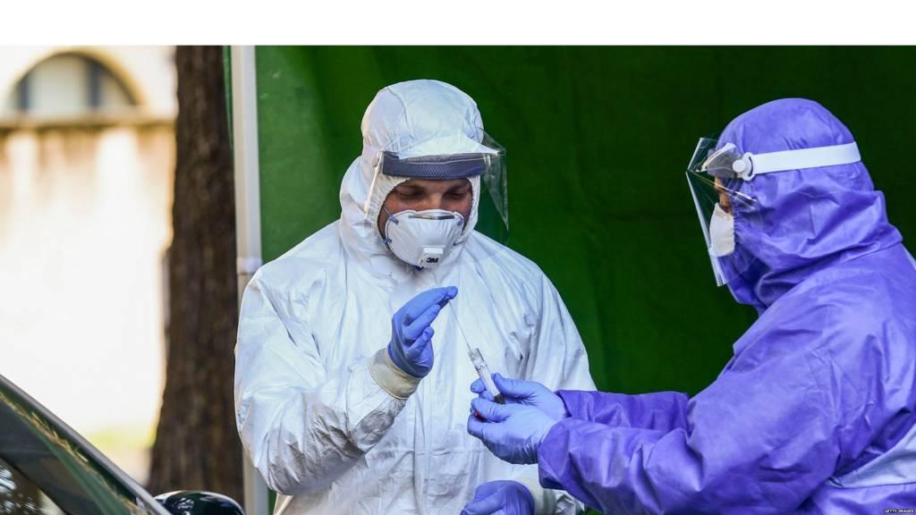 कोरोना वायरस: यूपी में कल रात 10 बजे से 13 जुलाई की सुबह 5 बजे तक लॉकडाउन -  BBC Hindi