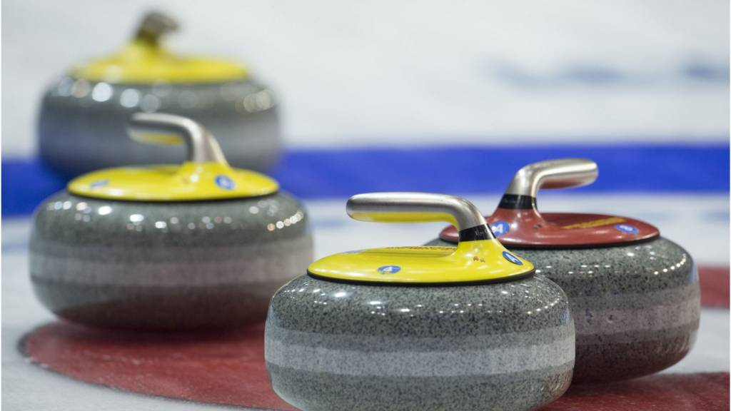 World Men's Curling Championships from Canada - Watch USA v
