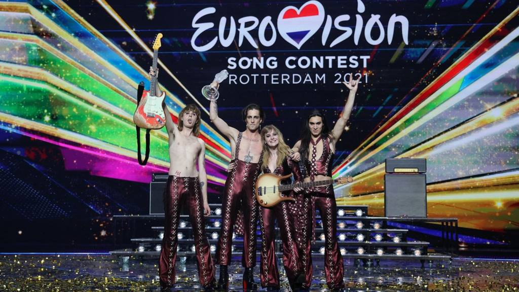 Eurovision 2021: As it happened - BBC News
