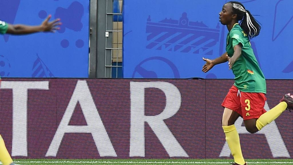 England thump Cameroon in match overshadowed by VAR