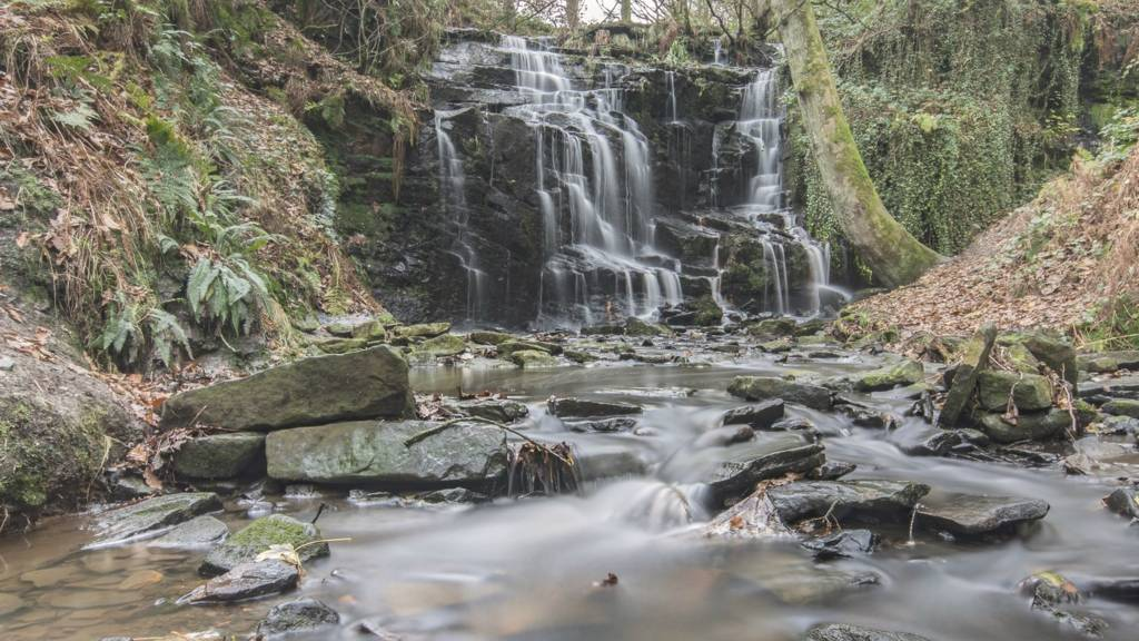 Folly Dolly Falls at Meltham