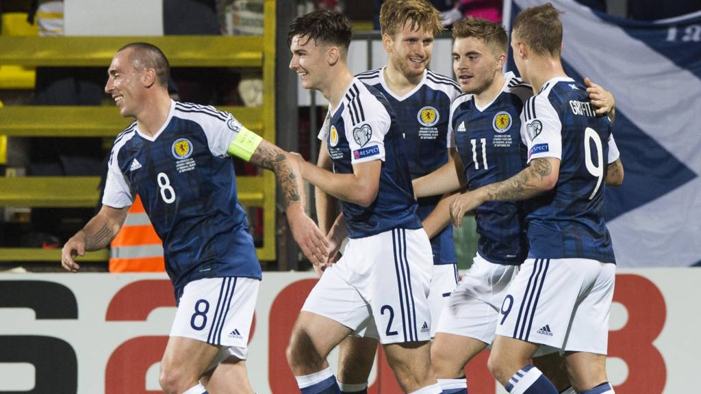 Scotland beat Lithuania 3-0 on Friday