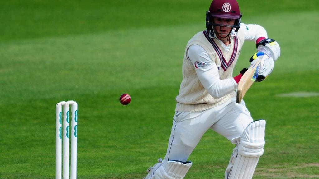 Tom Abell of Somerset