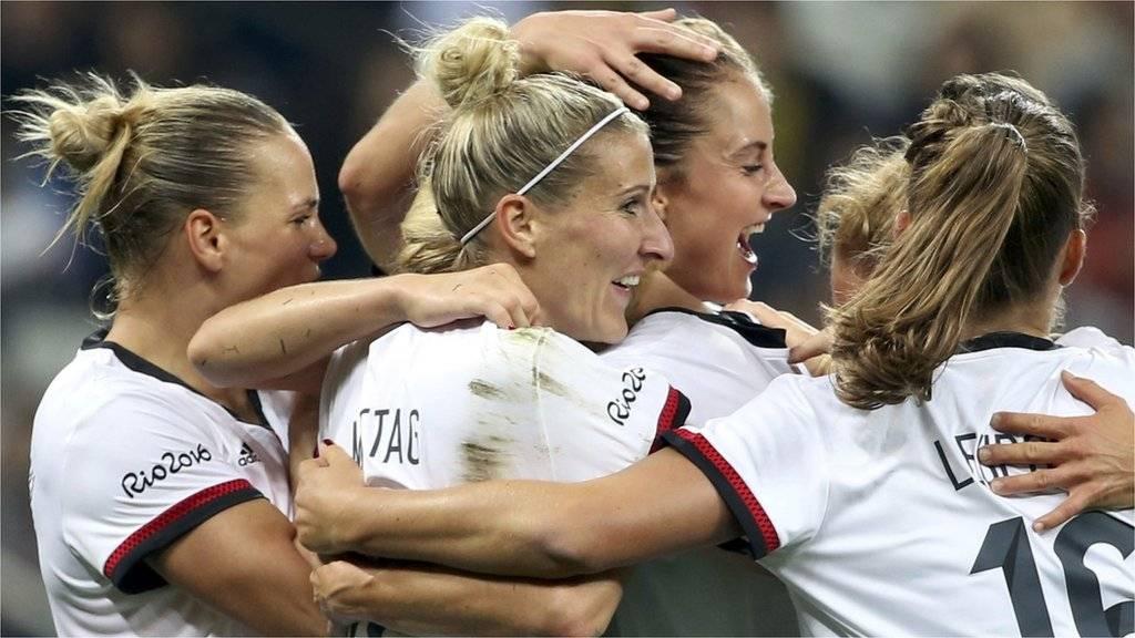 Rio 2016: Zimbabwe v Germany