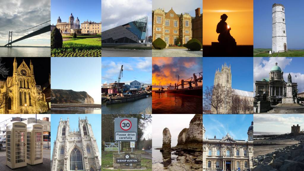 images of Hull and east Yorkshire