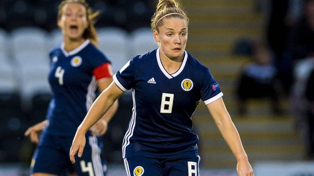 Scotland playmaker Kim Little