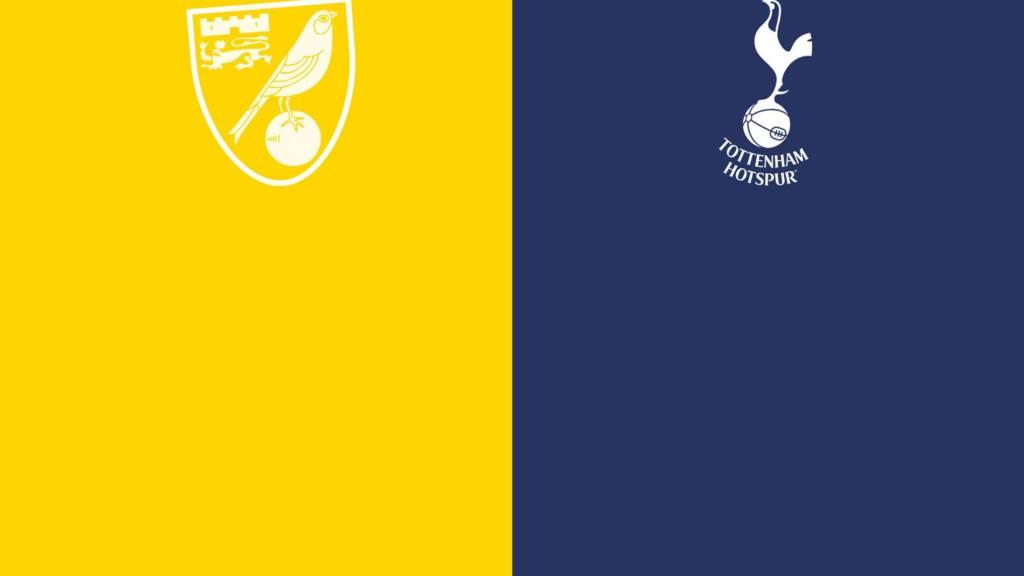 Norwich City v Tottenham