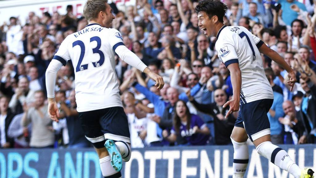 Tottenham v Crystal Palace